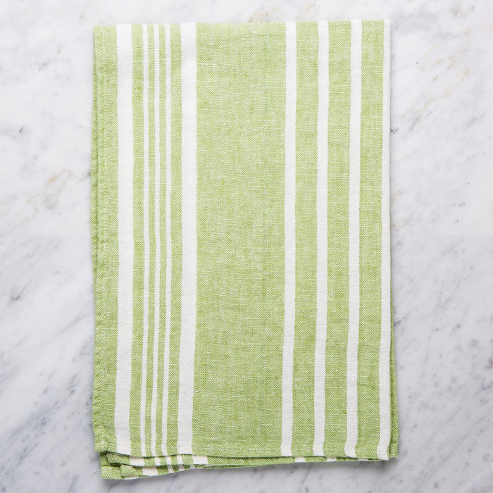 Green Avril Kitchen Towel