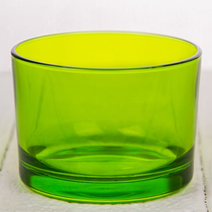 Green Bodega Glass Tumbler