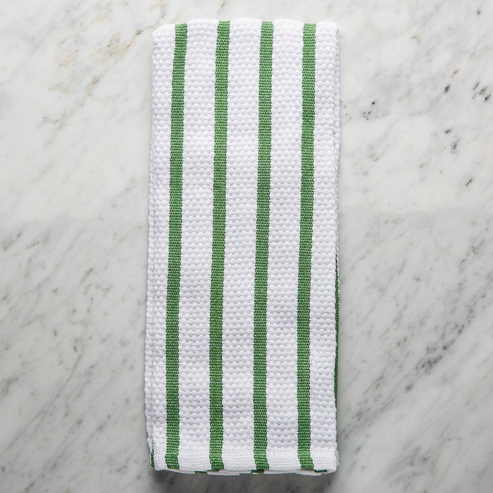 Green Cotton Kitchen Towel