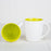 Green Danois Mug
