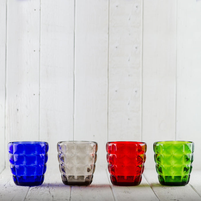 Green Diamante Tumbler