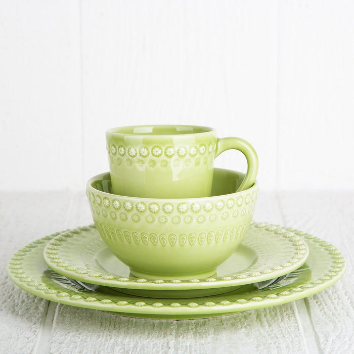 Green Fantasy Coffee Mug