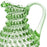 Green Hobnail Pitcher (1L)