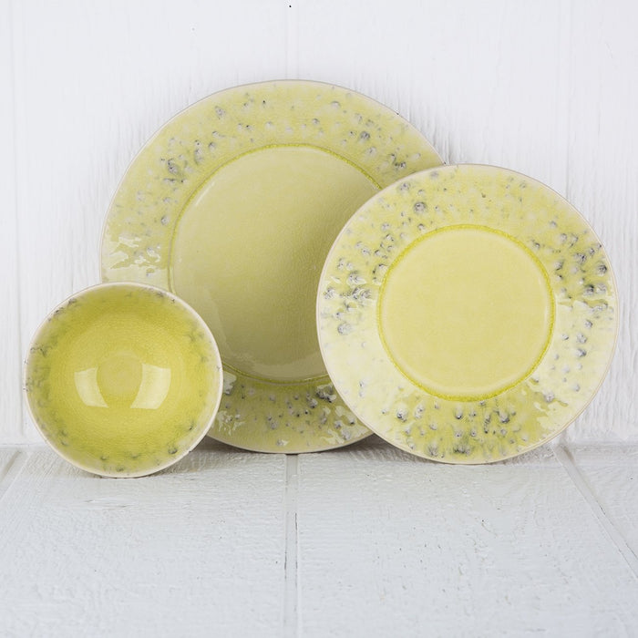 Green Maderia Dinnerware