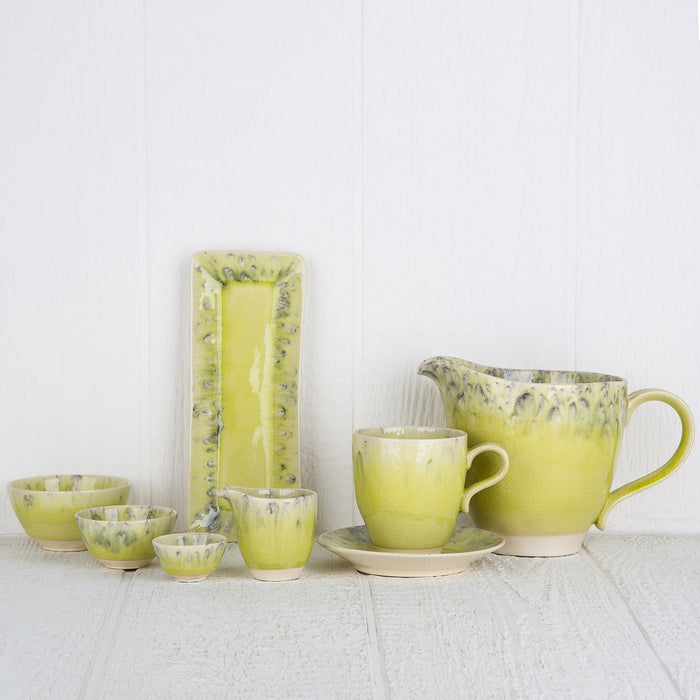 Green Maderia Pitcher