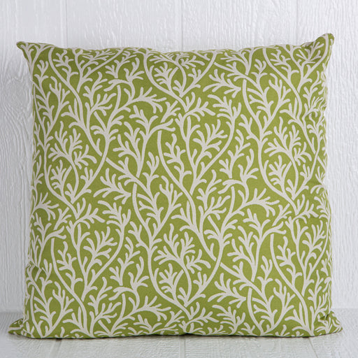 "Green O'Corrales Pillow (24"" x 24"")"
