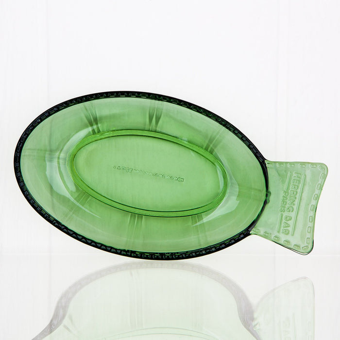 Green Paola Serving Dish