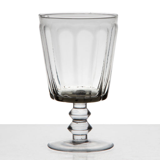 Grey Alpha Water Glass