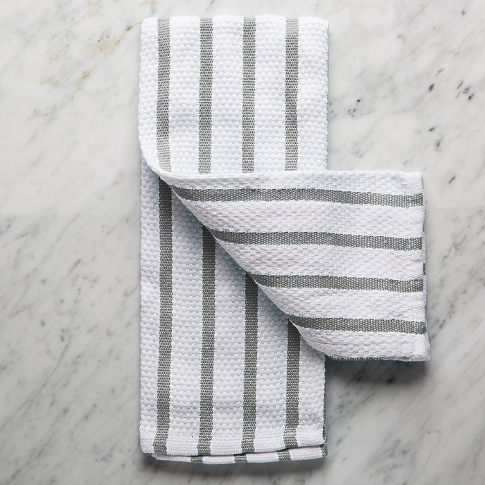 Grey Cotton Kitchen Towel