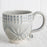 Grey Crystal Coffee Mug