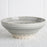 Grey Crystal Soup Bowl