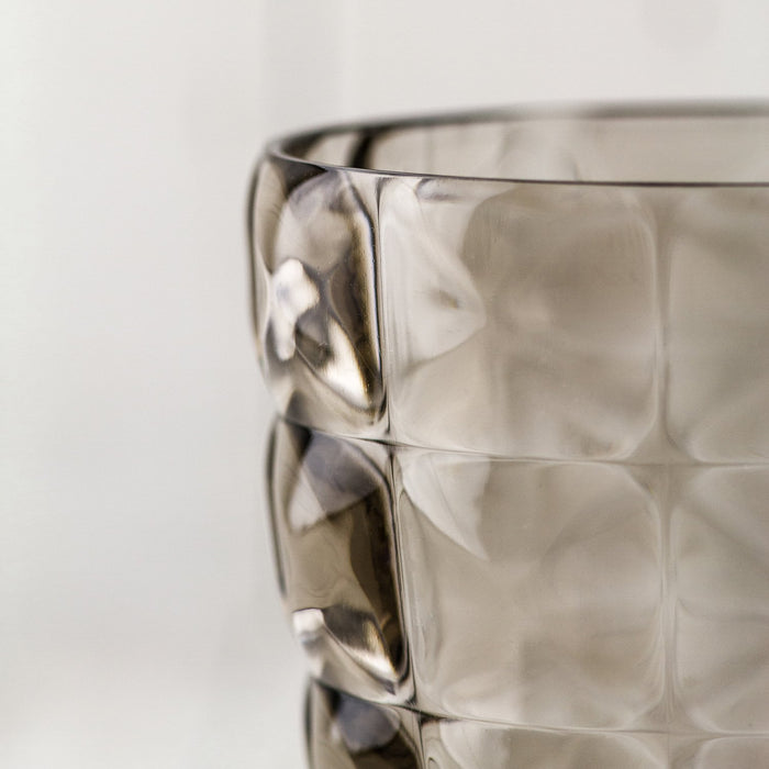 Grey Diamante Tumbler