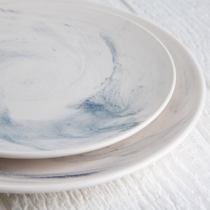 Grey Edge Salad Plate