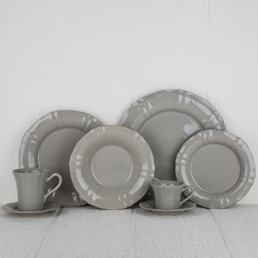 Grey Village Dishware