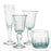 Hand Blown Light Blue Sangria Goblet