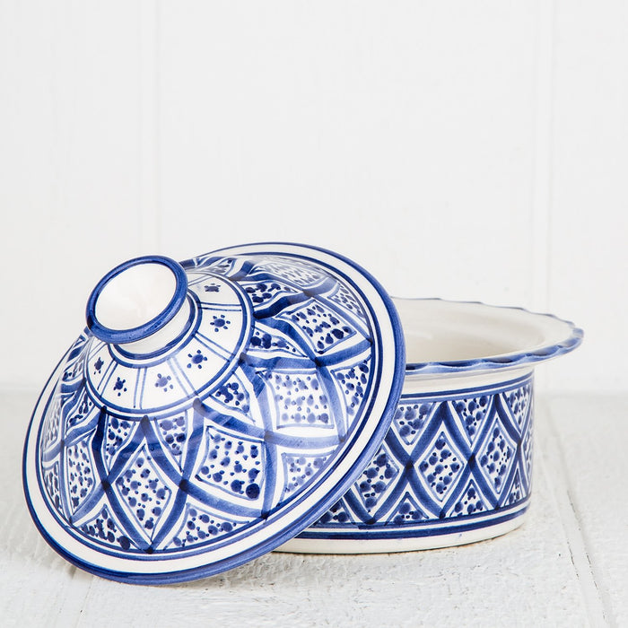 Hand Painted Casserole Dishes