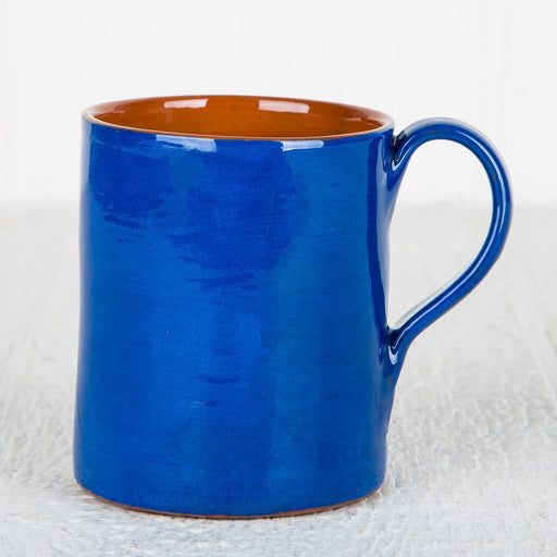 Handmade Blue Coffee Mug
