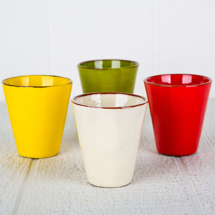 Handmade French Coffee Cups (Large)