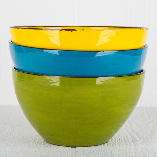 Handmade French Salad Bowls (Medium)
