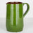 Handmade Green Pitcher (Large)