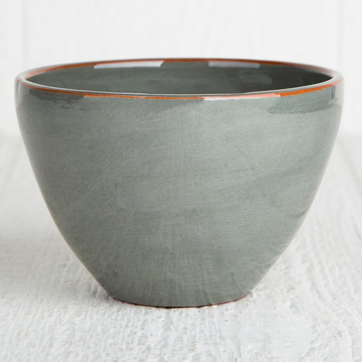 Handmade Grey Cereal Bowl