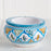 Handmade Turquoise Tunisian Ashtray (Small)