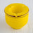 Handmade Yellow Ashtray