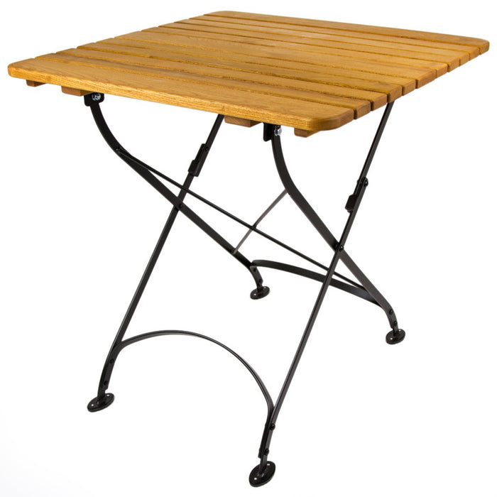 Haste Como Square Folding Table (FSC-certified)
