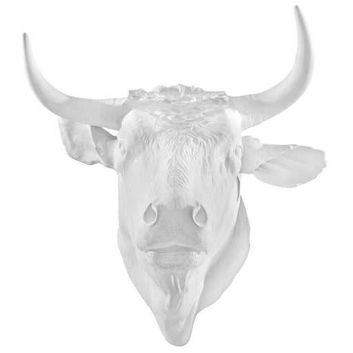 Huge Bull Head Wall Mount