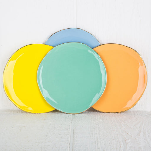 Imperfect Colorful Plates