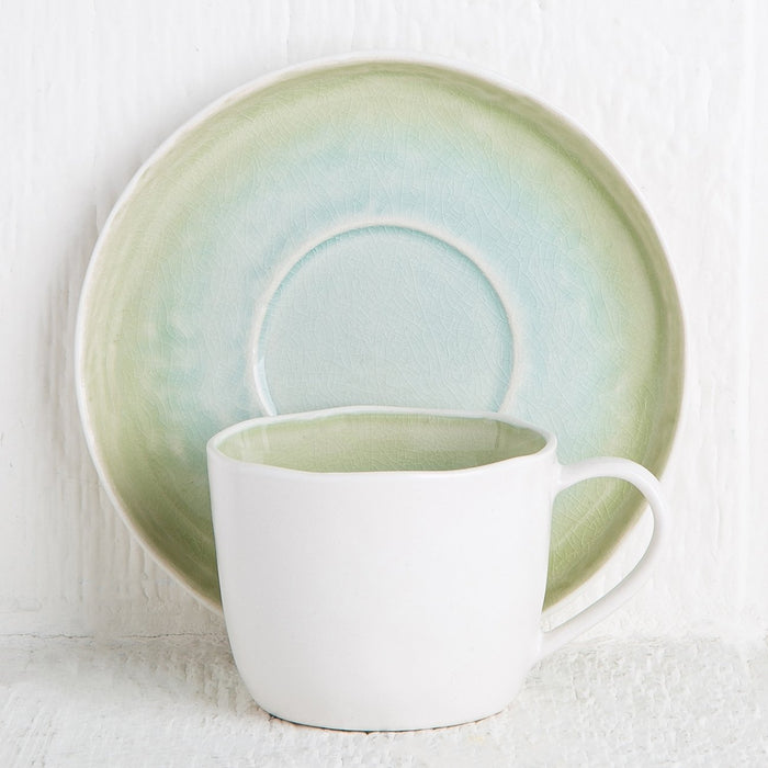 Ino Teacup And Saucer