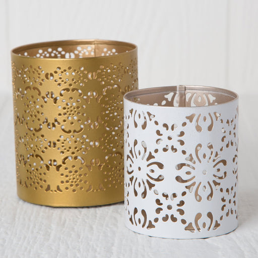 Iron Motif Votives