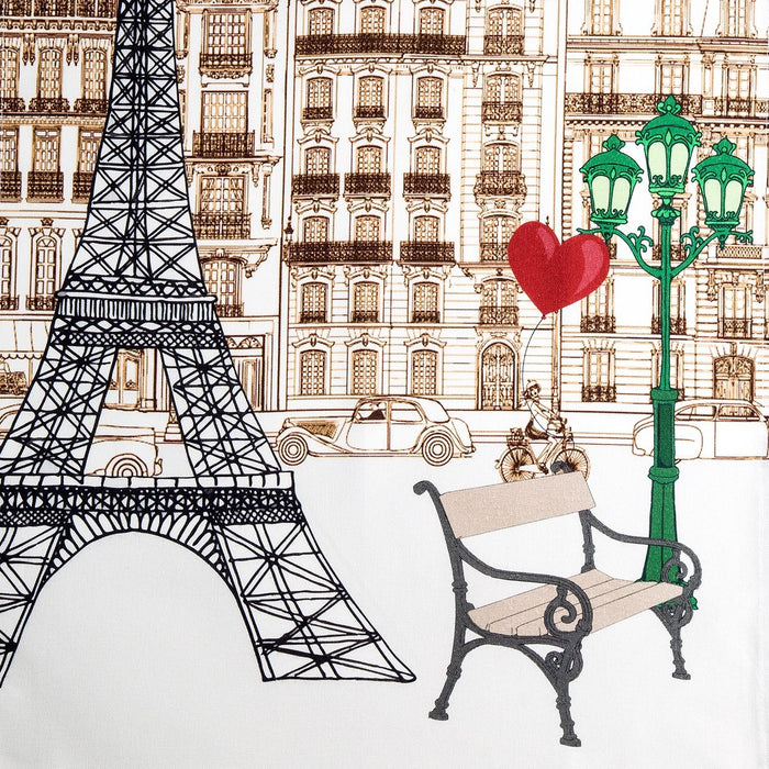 J'Aime Paris 100% Cotton Tea Towel