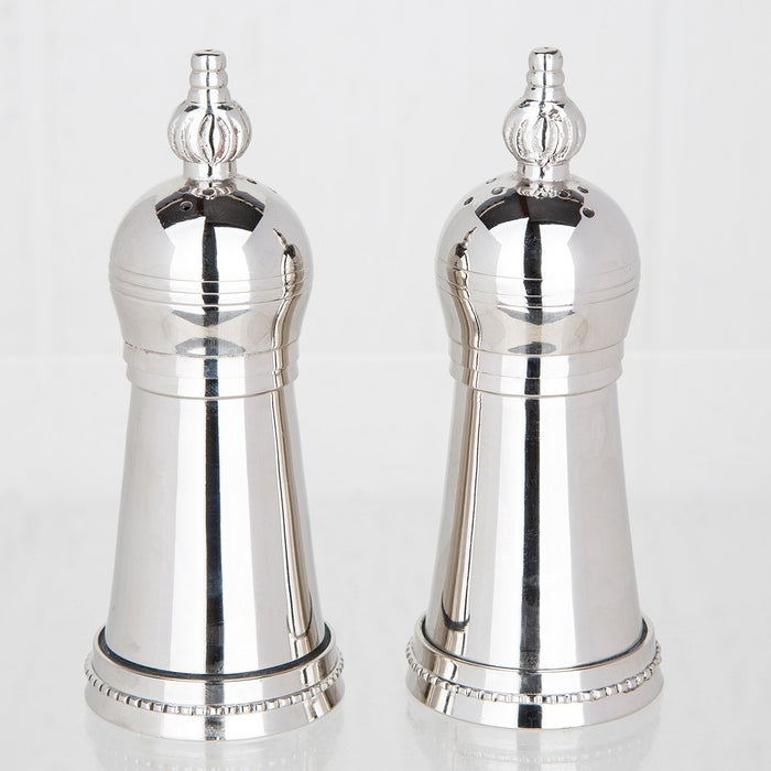 Jamestown Salt and Pepper Shakers