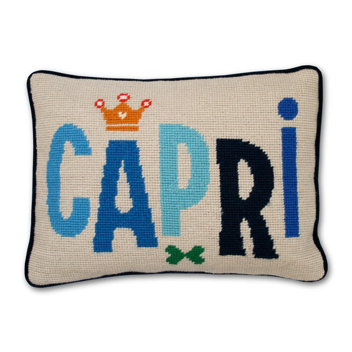 Jonathan Adler Capri Throw Pillow