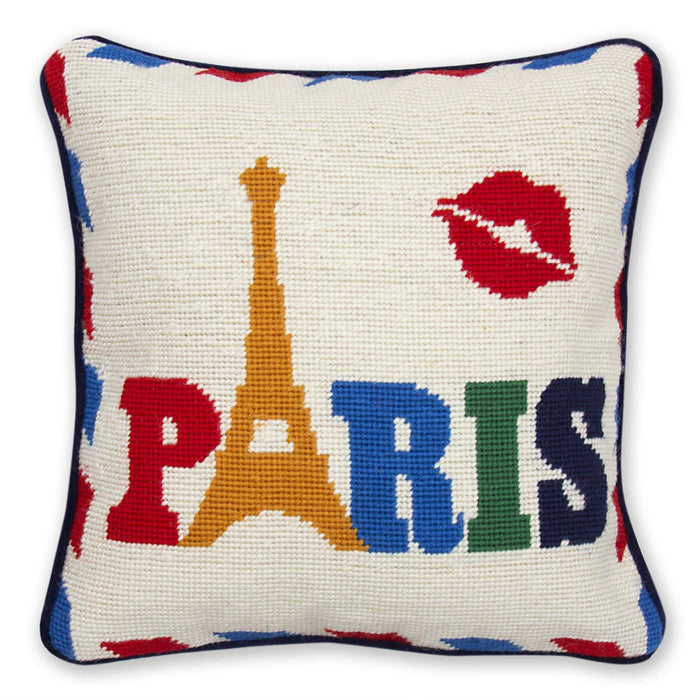 Jonathan Adler Paris Throw Pillow