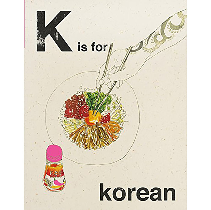 K is for Korean (Alphabet Cooking)