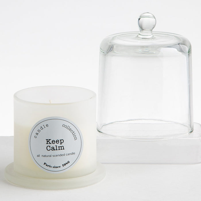 Keep Calm Luxury Scented Candle (50hr)