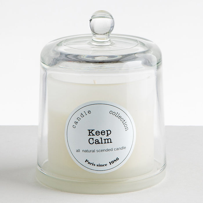 Keep Calm Luxury Scented Candle (85hr)