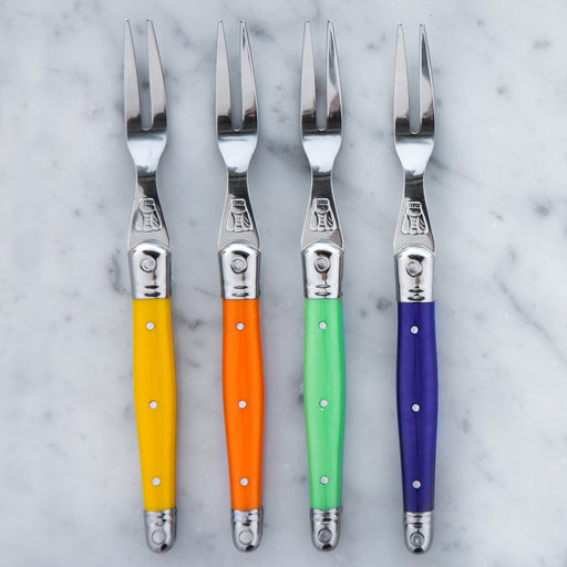 Laguiole Multi Mini Cocktail Forks