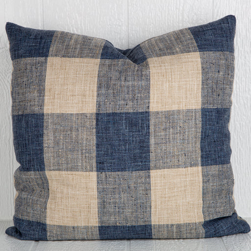 "Lakeland Check Pillow (24"" x 24"")"