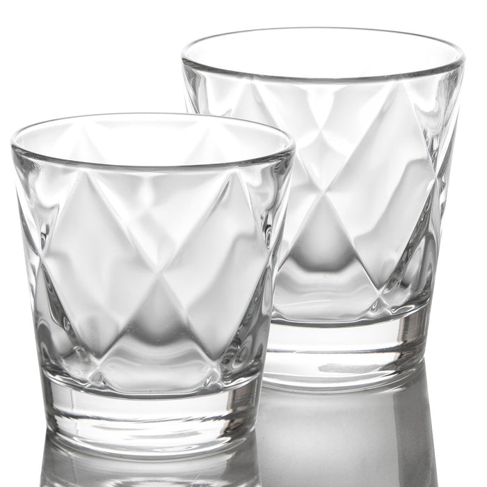 Large Diamond Concerto Tumbler (10oz)