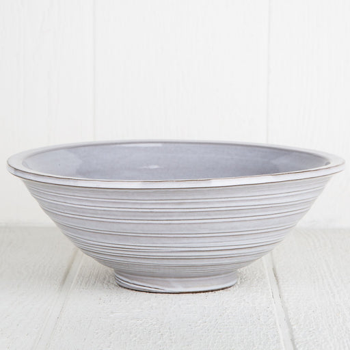 Large Handmade Salad Bowl