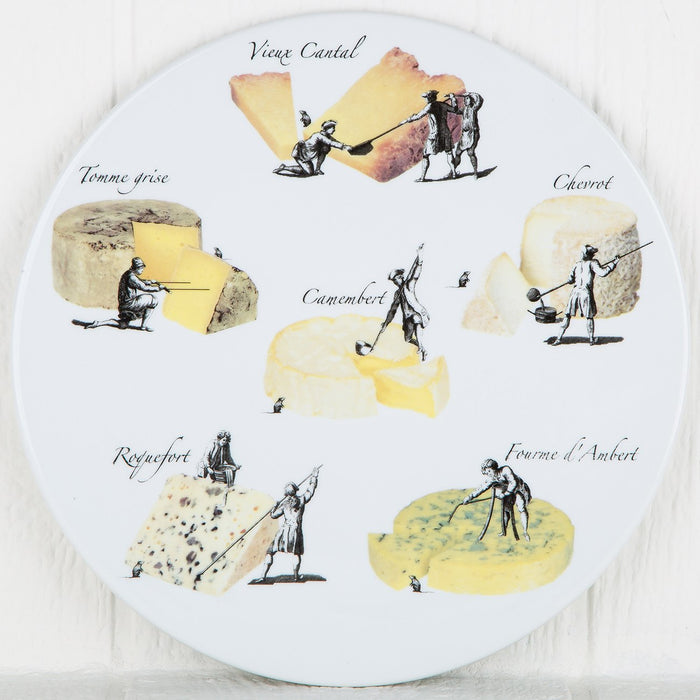 Large Les Fromage Cheese Plate