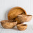 Large Olive Wood Salad Bowl (Dark)