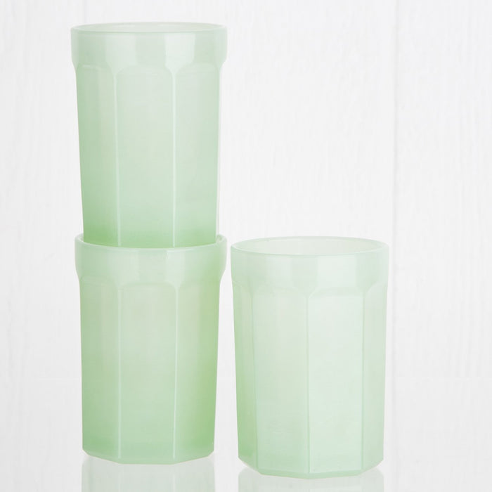 Large Opaque Paola Tumblers