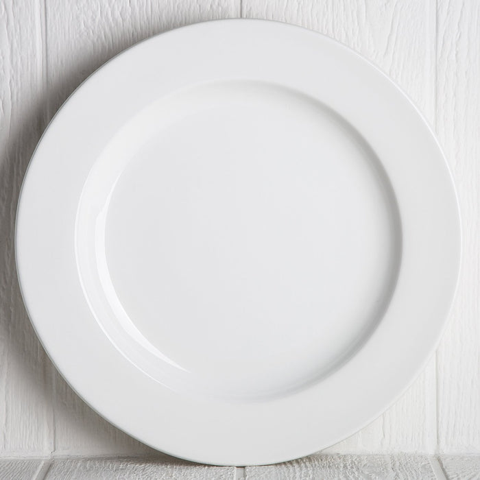 Large White Serving Dishes