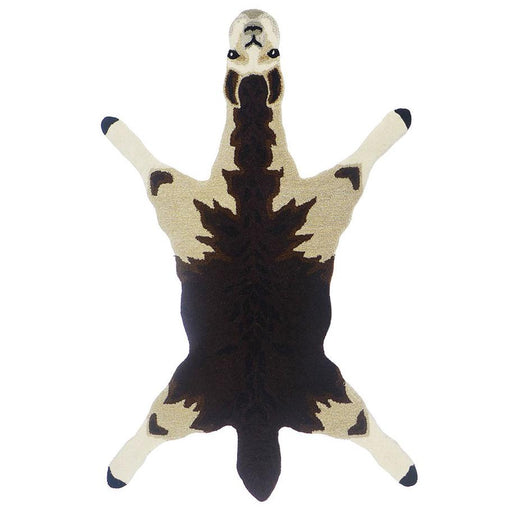 Lazy Llama Animal Rug (Large)