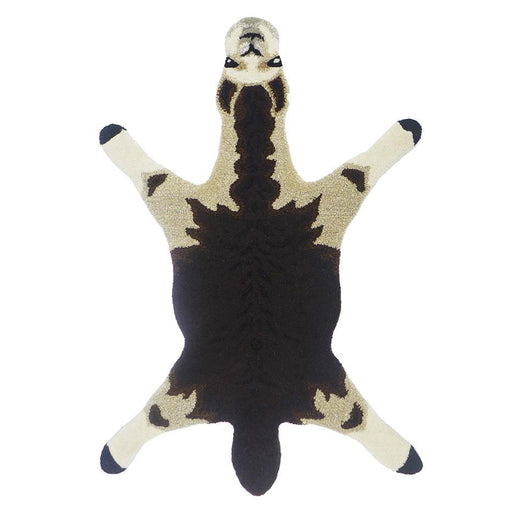 Lazy Llama Animal Rug (Small)