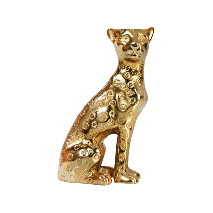 Leopard Candle Holder (Left)